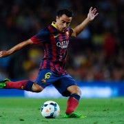 at Nou Camp on August 2, 2013 in Barcelona, Spain.